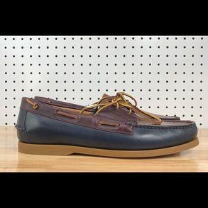 Ralph Lauren Purple Label Telford Calfskin Shoes